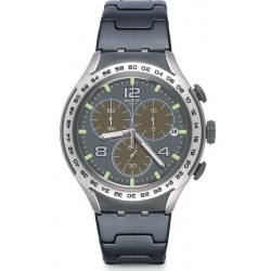 Swatch Men's Watch Irony Xlite Shark Attack YYS4027AG Chronograph
