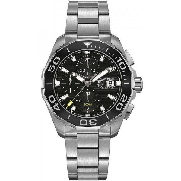 Buy Tag Heuer Aquaracer Men's Watch CAY211A.BA0927 Automatic Chronograph