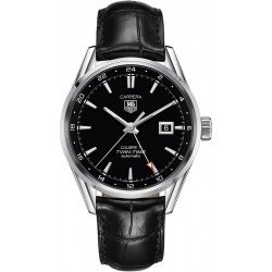 Tag Heuer Carrera WAR2010.FC6266 Twin Time Automatic Men's Watch