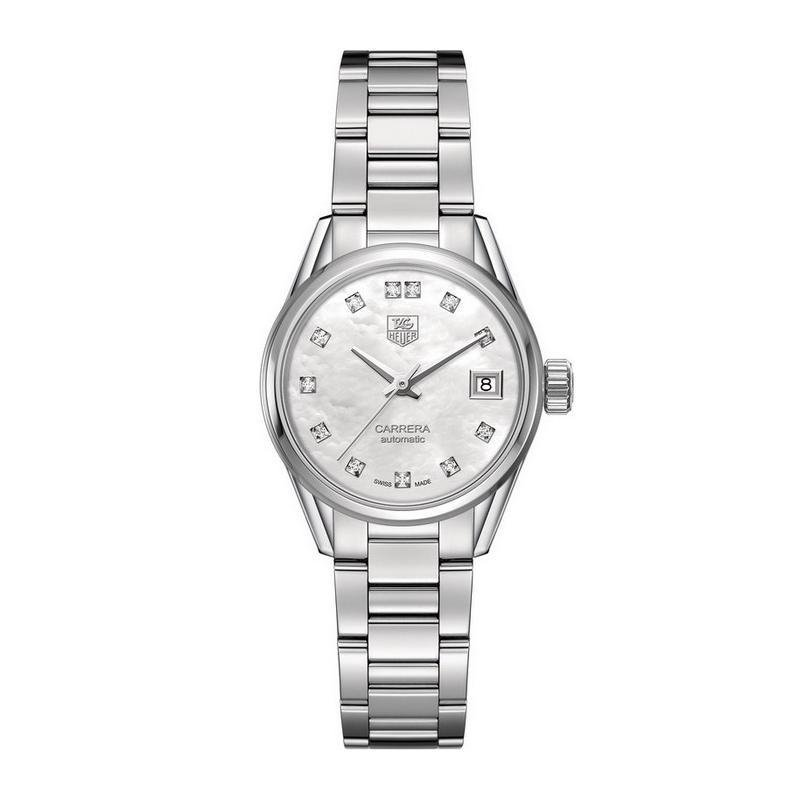 Tag Heuer Carrera Women s Watch WAR2414.BA0776 Automatic ba9f7ffac1