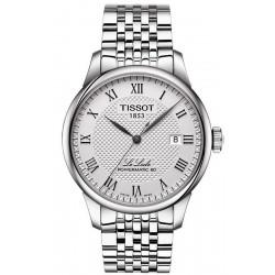 Tissot Men's Watch T-Classic Le Locle Powermatic 80 T0064071103300