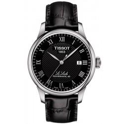 Tissot Men's Watch T-Classic Le Locle Powermatic 80 T0064071605300
