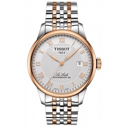 Tissot Men's Watch T-Classic Le Locle Powermatic 80 T0064072203300
