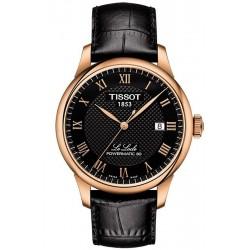 Tissot Men's Watch T-Classic Le Locle Powermatic 80 T0064073605300