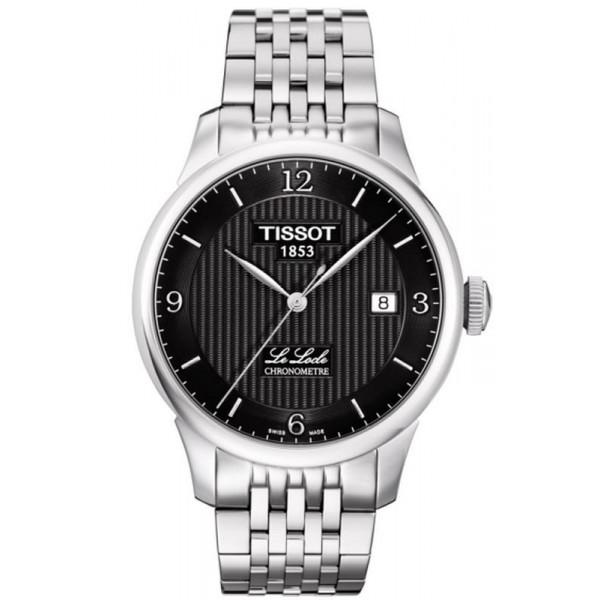 Buy Tissot Men's Watch T-Classic Le Locle Automatic COSC T0064081105700