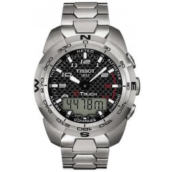Tissot Men's Watch T-Touch Expert Titanium T0134204420200