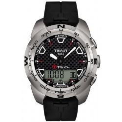 Tissot Men's Watch T-Touch Expert Titanium T0134204720100