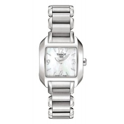 Tissot Women's Watch T-Lady T-Wave Quartz T02128582