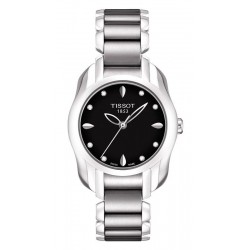Tissot Women's Watch T-Lady T-Wave Round T0232101105600 Quartz