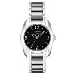 Tissot Women's Watch T-Lady T-Wave Round T0232101105700 Quartz