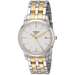 Tissot Men's Watch Classic Dream T0334102201101 Quartz