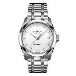 Buy Tissot Women's Watch T-Classic Couturier Automatic T0352071101100