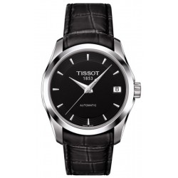 Buy Tissot Women's Watch T-Classic Couturier Automatic T0352071605100