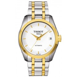 Tissot Women's Watch T-Classic Couturier Automatic T0352072201100