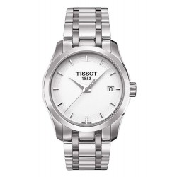 Buy Tissot Women's Watch T-Classic Couturier Quartz T0352101101100