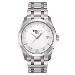 Buy Tissot Women's Watch T-Classic Couturier Quartz T0352101101600