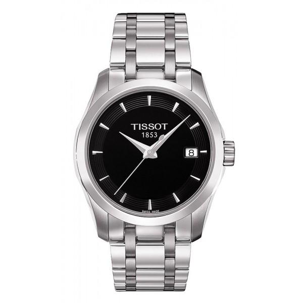 Buy Tissot Women's Watch T-Classic Couturier Quartz T0352101105100
