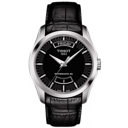Tissot Men's Watch T-Classic Couturier Powermatic 80 T0354071605102