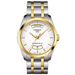 Tissot Men's Watch T-Classic Couturier Powermatic 80 T0354072201101