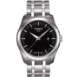 Tissot Men's Watch T-Classic Couturier Quartz T0354101105100