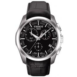 Tissot Men's Watch T-Classic Couturier GMT T0354391605100 Cronograph