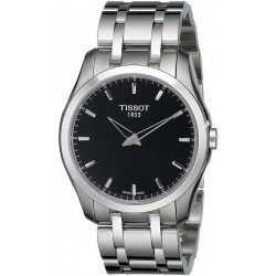 Tissot Men's Watch T-Classic Couturier Secret Date T0354461105100