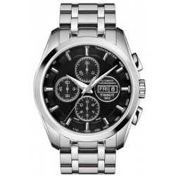 Buy Tissot Men's Watch Couturier Automatic Chronograph T0356141105101