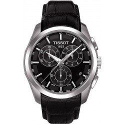 Tissot Men's Watch T-Classic Couturier Chronograph T0356171605100