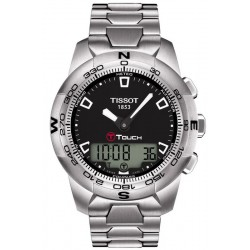 Tissot Men's Watch T-Touch II T0474201105100
