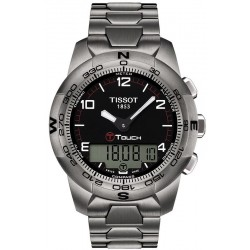 Tissot Men's Watch T-Touch II Titanium T0474204405700
