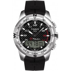 Tissot Men's Watch T-Touch II Titanium T0474204720700