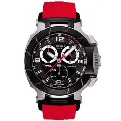 Tissot Men's Watch T-Sport T-Race Chronograph T0484172705701