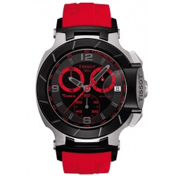 Tissot Men's Watch T-Sport T-Race Chronograph T0484172705702