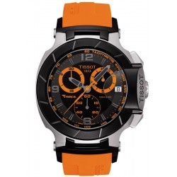Tissot Men's Watch T-Sport T-Race Chronograph T0484172705704