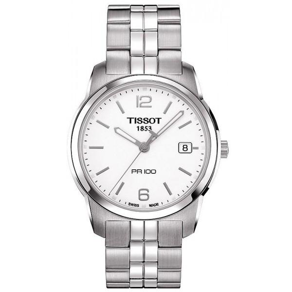 Buy Tissot Men's Watch T-Classic PR 100 Quartz T0494101101700