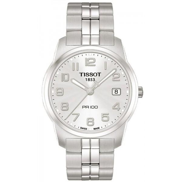 Buy Tissot Men's Watch T-Classic PRC 100 Quartz T0494101103201