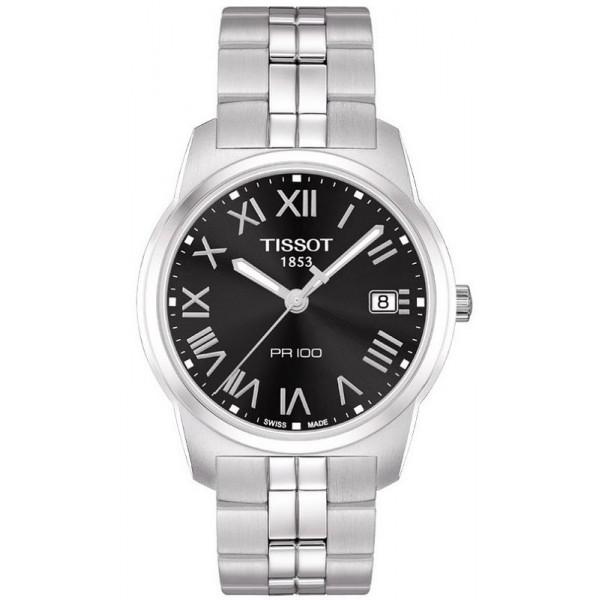 Buy Tissot Men's Watch T-Classic PR 100 Quartz T0494101105301