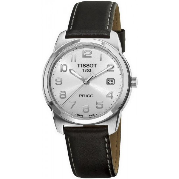 Buy Tissot Men's Watch T-Classic PR 100 Quartz T0494101603201