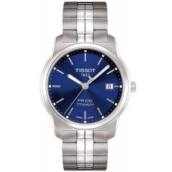 Tissot Men's Watch T-Classic PR 100 Quartz Titanium T0494104404100