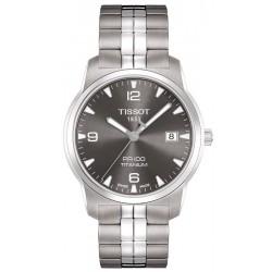 Tissot Men's Watch T-Classic PR 100 Quartz Titanium T0494104406700