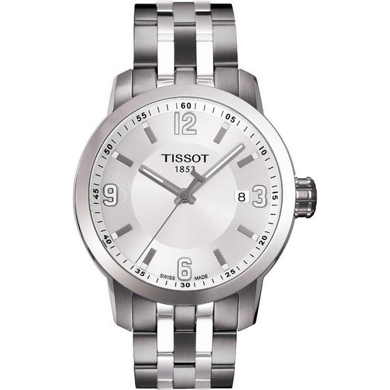 mens tissot watch t0554101101700 tissot t0554101101700 t sport prc 200 quartz men s watch
