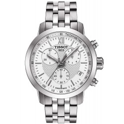 Tissot Men's Watch PRC 200 Fencing Chronograph T0554171101800