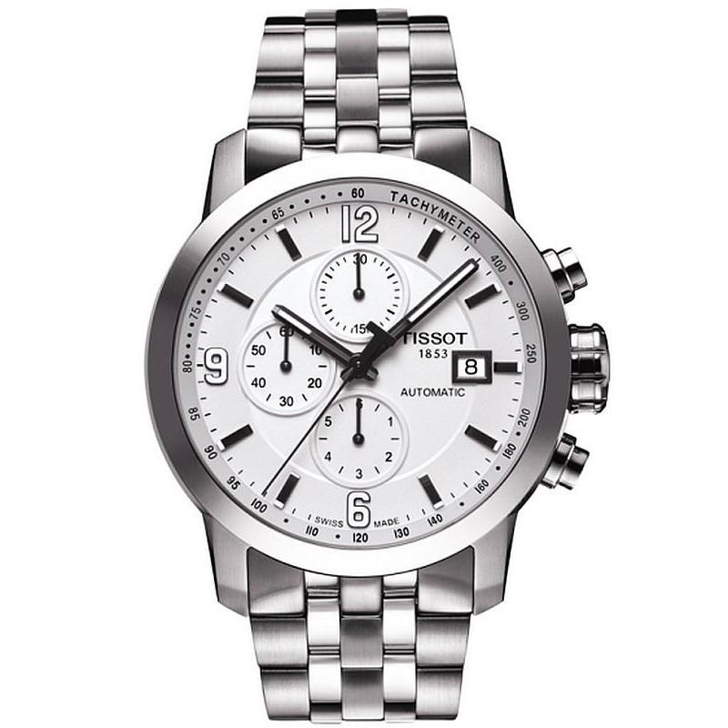 c809823926a Tissot Men s Watch PRC 200 Automatic Chronograph T0554271101700