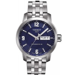 Tissot Men's Watch T-Sport PRC 200 Powermatic 80 T0554301104700