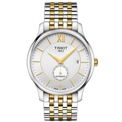 Tissot Men's Watch Tradition Automatic Small Second T0634282203800