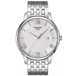 Tissot Men's Watch T-Classic Tradition Quartz T0636101103800