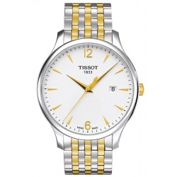 Tissot Men's Watch T-Classic Tradition Quartz T0636102203700