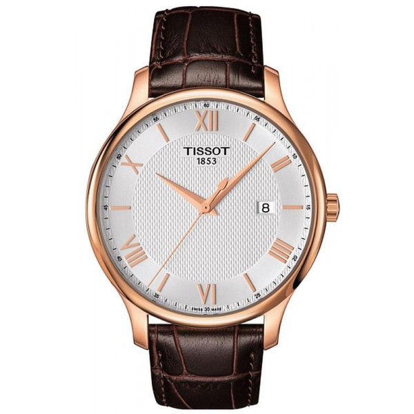 Buy Tissot Men's Watch T-Classic Tradition Quartz T0636103603800