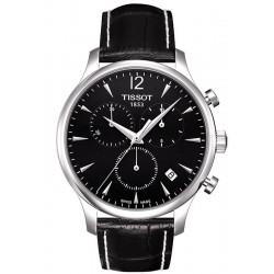 Tissot T0636171605700 T-Classic Tradition Chronograph Men's Watch