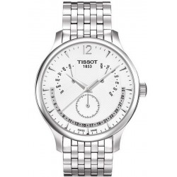 Tissot Men's Watch Tradition Perpetual Calendar T0636371103700